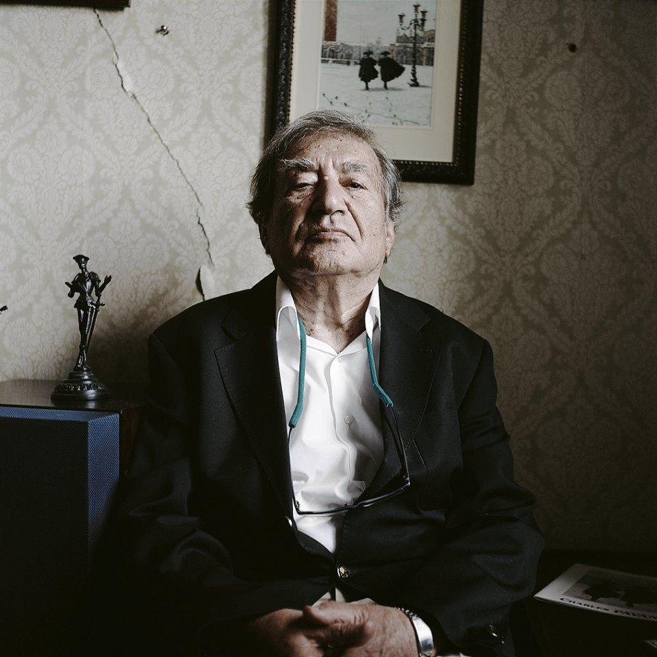 Владимир Михайлович Фридкин